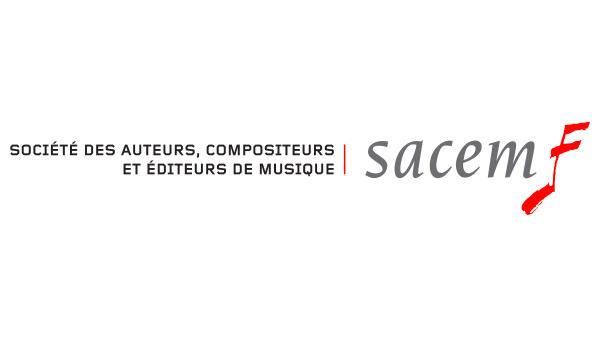 Sacem, société des auteurs compositeurs