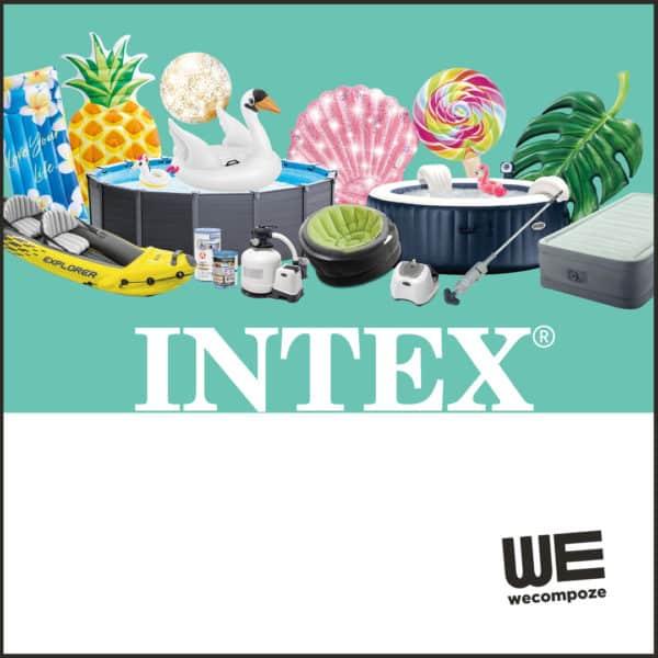 Logo sonore – INTEX