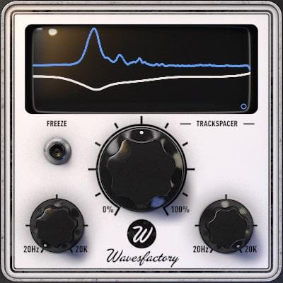 Waves Factory Trackspacer - Plugin EQ - TOP10 - Classement - WE COMPOZE