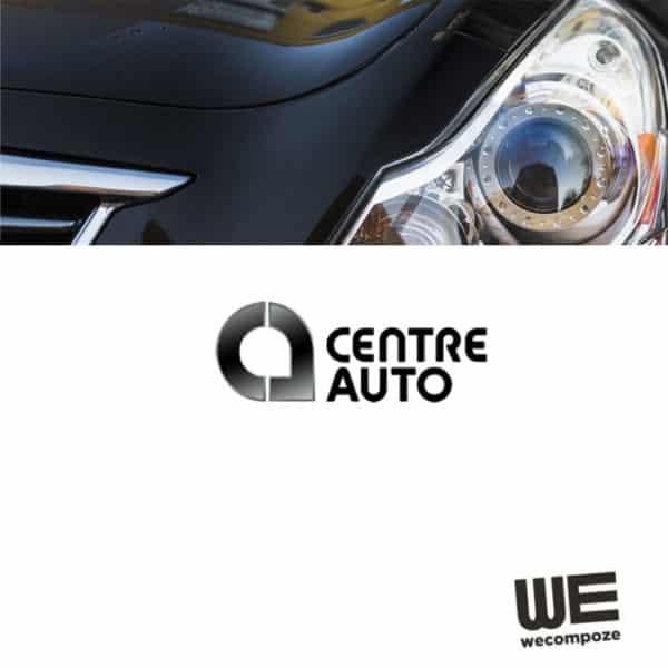 Logo sonore chanté – Centre Auto