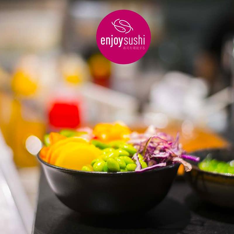 Identité sonore - Enjoy Sushi